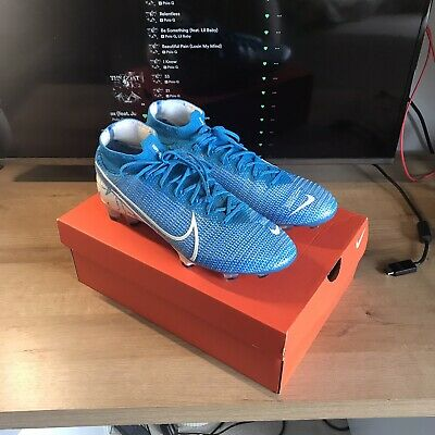 Nike Mercurial Superfly 7 Elite FG Size 9