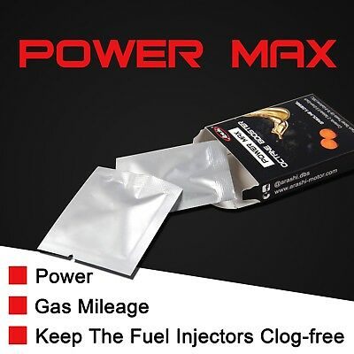 12Packs Arashi Power Max Octane Booster For SUZUKI HAYABUSA GSX1300R B-KING 1300