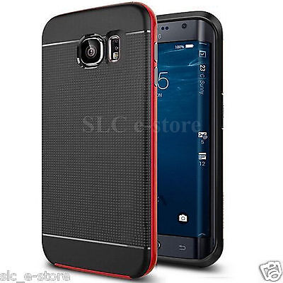 New Armour Hybrid Hard Back Case Cover Protector For Samsung Galaxy S6/S6 Edge