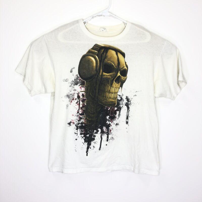 Korn Mens Xl Karnage Concert T Shirt 1c