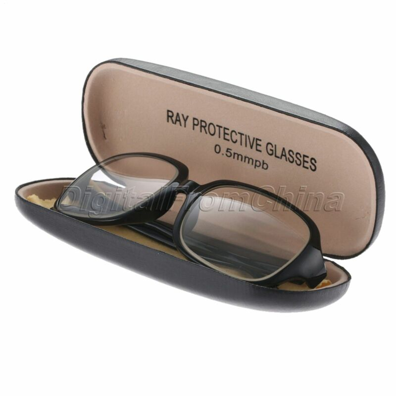Medical Exposure Protection 0.5mmpb Lead Spectacles Gamma Rays X-ray Glasses