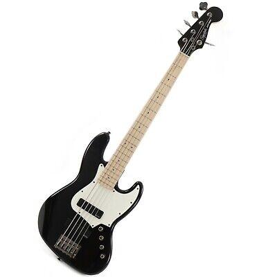 Squier Contemporary Active Jazz Bass HH V Electric 5-String Bass - Gloss Black comprar usado  Enviando para Brazil