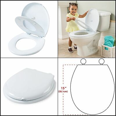 Summer Infant 2-in-1 Toilet Topper - Round