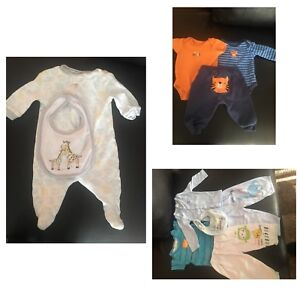 Baby boy assorted clothing