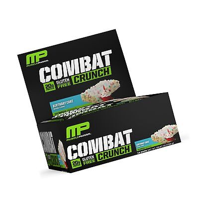 FlavorOther Combat Crunch Baked Protein Bars