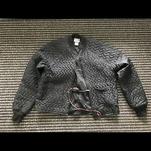 Heated motorcycle under coat. Size Large 48