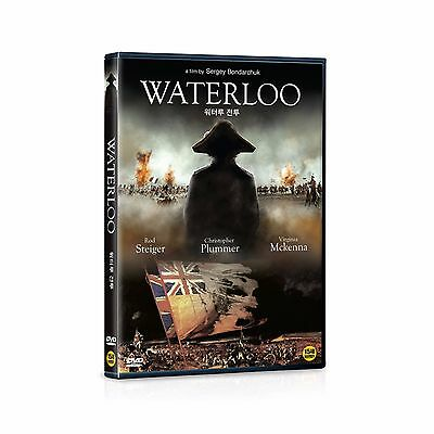 Waterloo,1970 (DVD,All,New) Sergey Bondarchuk,  Rod Steiger