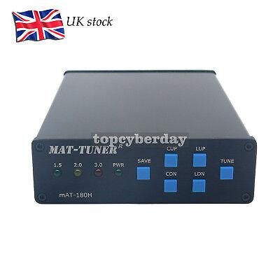 mAT-180H HF AUTO TUNER Automatic Antenna Ham Radio 120W MAT-Tuner for ICOM UK