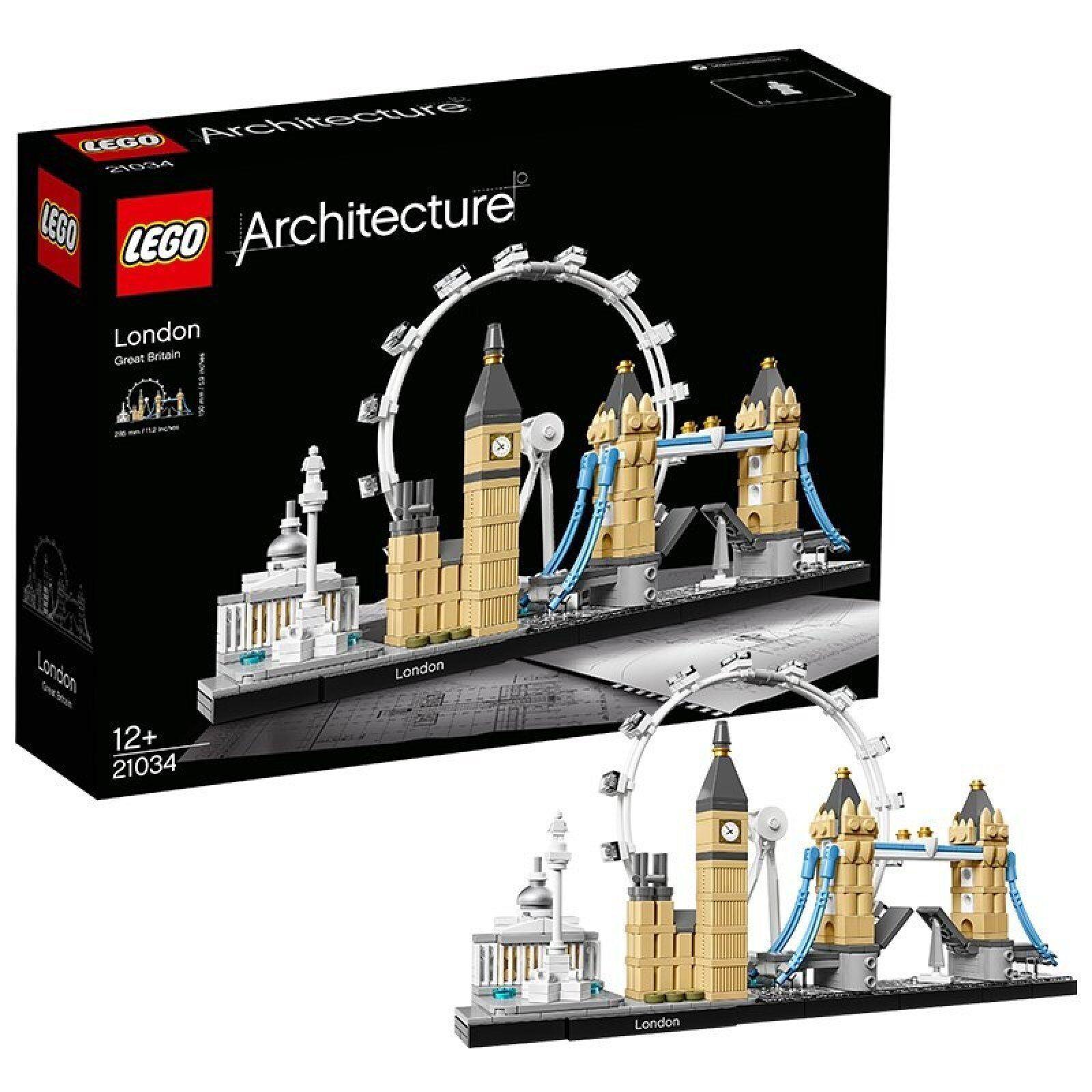 LEGO London Adults Architecture Models Building Set