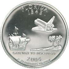 2004 S State Quarter Texas Gem Proof Deep Cameo 90/% Silver US Coin