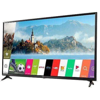 "LG 43"" 43UK6300PLB 4K ULTRA HD HDR Smart 2018 LED TV - Freeview WiFi Bluetooth"