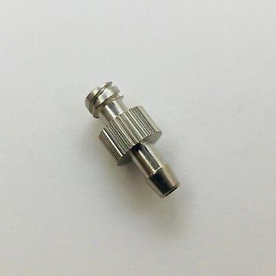 Female Luer Lock (Metal Female Luer Lock Syringe Fitting to 3mm or 1/8