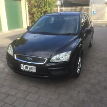 2006 Ford Focus LS CL Black -73xxx km Adelaide CBD Adelaide City Preview