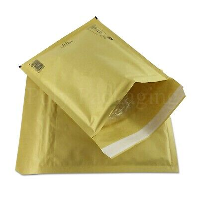 200 x GOLD BUBBLE ENVELOPES 220x265mm(E/2)(EP5)Padded Bags MEDIUM Mailers