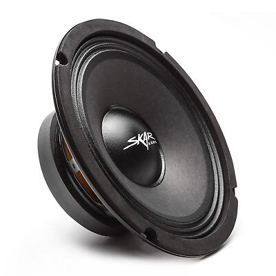 "Skar Audio FSX8 8-Ohm 8"" Pro Audio 150W RMS/250W Max Midrang"