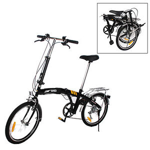 AIRWALK FOLDABLE BIKE 16 INCH WHEELS 6 SPEED BRAND NEW READY TO RIDE