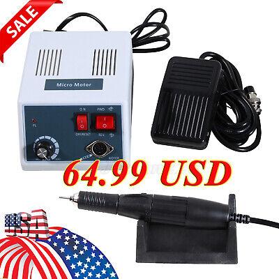 Dental Lab Marathon Micromotor N3 Micro Motor Polishing 35k Rpm Handpiece Usa