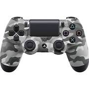 New PS4 Wireless Controller PlayStation 4 DualShock 4 Urban Camo Bass Hill Bankstown Area Preview