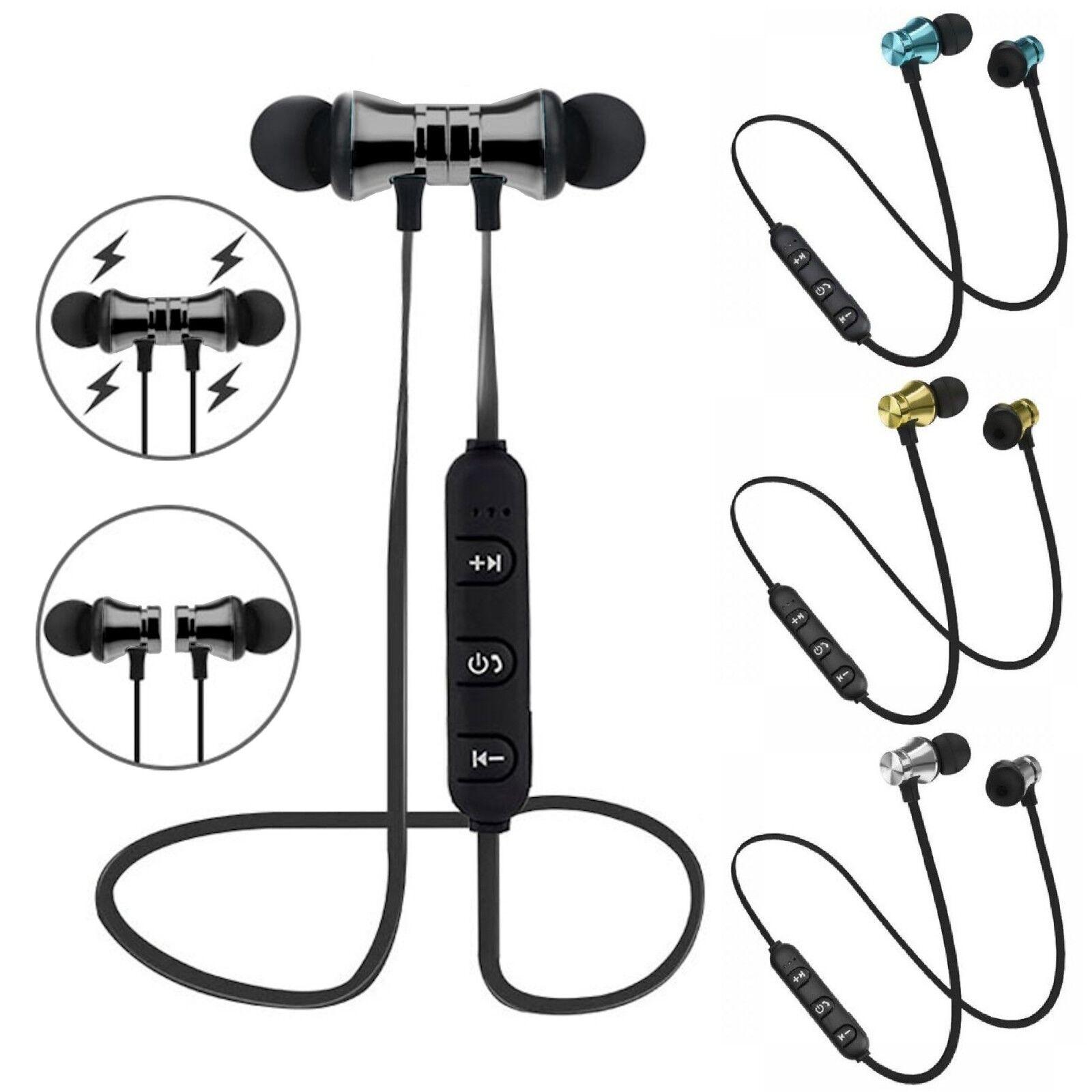 Bluetooth In Ear Kopfhörer Magnetisch Wireless Earphone Headphone M11