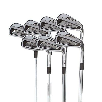 Titleist Iron Set 714 AP2 / Steel / 4-PW / KBS Tour Stiff Shaft