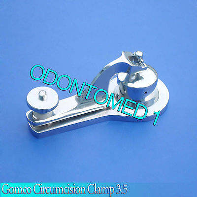 6 Gomco Circumcision Clamp 3.5 Cm Surgical Instruments