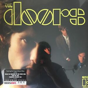 The Doors - The Doors - 2009 reissue on 180gram Vinyl LP  BRAND NEW & SEALED