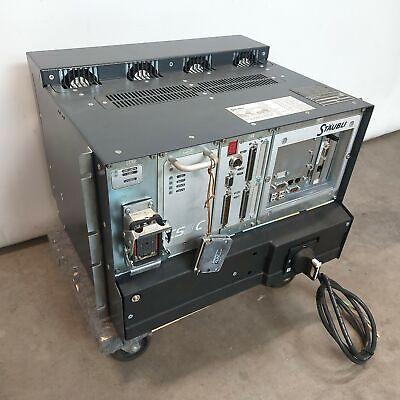 Staubli Cs8c-tx60 Robot Controller Rps Arps Rsi Profibus 115vac 5060hz