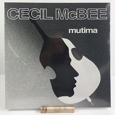 Cecil McBee - Mutima   Everland Jazz   Vinyl LP   NEU OVP   Jazz / Contemporary