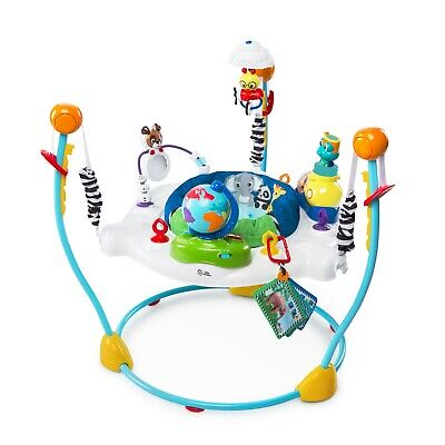 Baby Toy Seat Einstein Discovery Jumper Activity Center  Plastic bumper bouncer