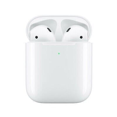 Apple AirPods 2 Écouteurs Intra-Auriculaires Sans Fil avec Boîtier de Charge...