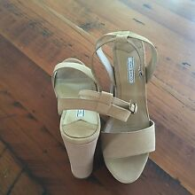 Tony Bianco Nude Heels - Brand New Chermside Brisbane North East Preview