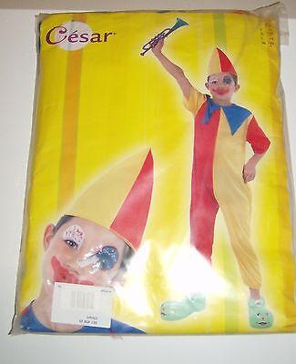 Clown Kostüm für Kinder 12 bis 14 Jahre (Bis Kostüm Kind)