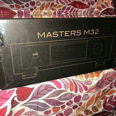 BRANDNEWSEALED NAD M32 Masters Series Direct Digital Integrated Amplifer for sale  Shipping to Canada