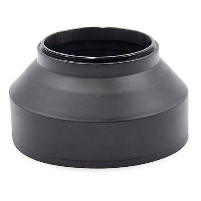LENS HOOD RUBBER 62mm black for Tamron 18-200 mm 3.5-6.3
