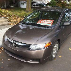 Honda Civic VGA