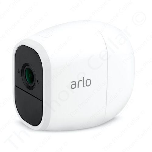 Netgear Arlo Pro 2 Smart Wireless FHD Security Camera Add-On Unit VMC4030P White