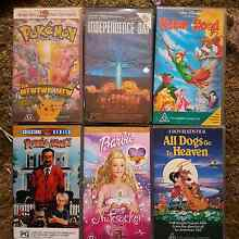 VHS's used Elizabeth Park Playford Area Preview