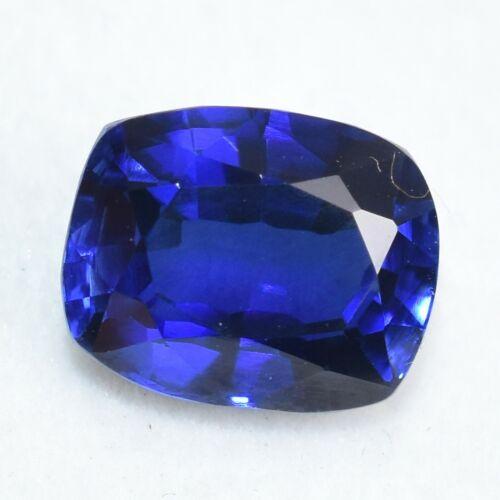 Certified 5.00 Ct Natural Ceylon Blue Sapphire Unheated Loose Gemstones