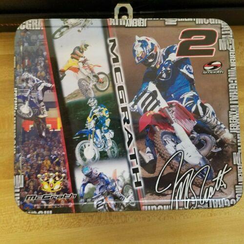 Rare Vintage Jeremy Mcgrath Lunchbox Supercross Champion