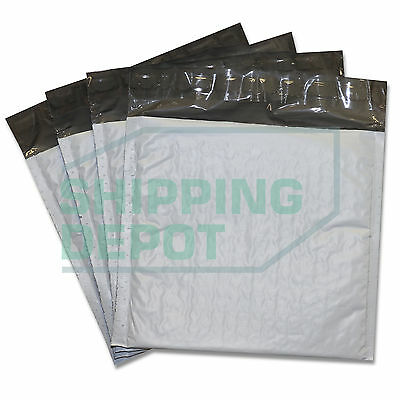 1-500 Cd 7.25x8 Poly Bubble Mailers Self Seal Envelopes 7.25x8 Secure Seal