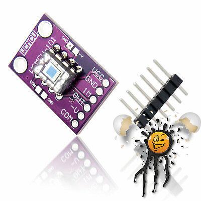 Opt101 Lichtsensor Linear Vis Ir Photodiode 300nm-1100nm 27-36v Sensor Modul