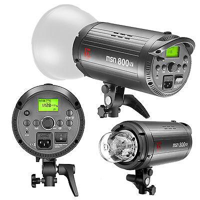 800w High Speed Sync Flash Head | JINBEI MSN | Professional Photography Studio