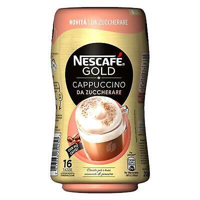 Cappuccino De Adicion Nescafe 'Gold 200 Gr 16 Tazas Café ' Soluble...