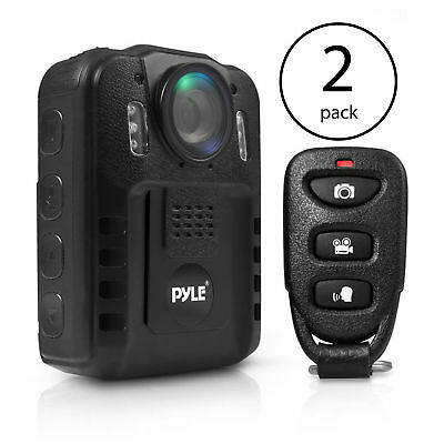 Pyle Compact Portable 1080p HD Infrared Night Vision Police