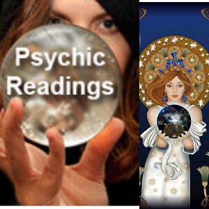 PSYCHIC MEDIUM TRUSTED Reader Relationships  in person by phone Scarborough Stirling Area Preview