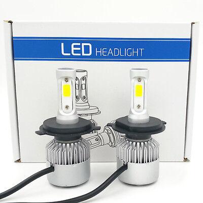 Motorcycle Bike Car 1080W 162000LM Cree LED Headlight Bulb H4 High/Low HB2 9003