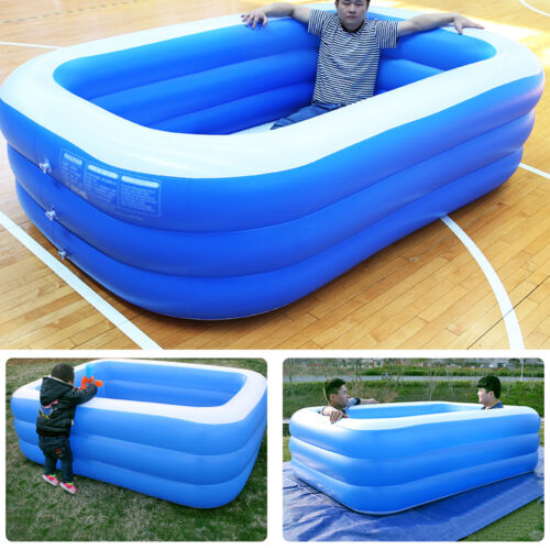 Large Family Swimming Pool Garden Outdoor Summer Inflatable