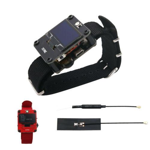 Smart Watch Wearable Development Board For WIFI DSTIKE Deaut