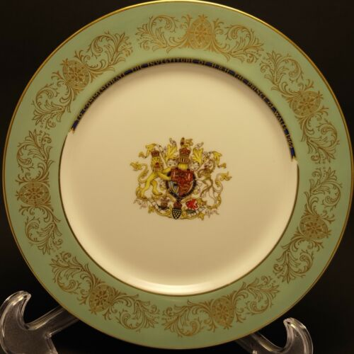 Commemorative plate, Investiture of HRH The Prince of Wales, 1969