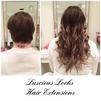 SPECIAL FULL HEAD of tape in or fusion extensions $300